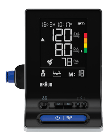 ExactFit 5 blood pressure monitore