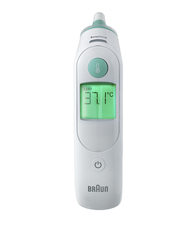 Braun ThermoScan<sup>&reg;</sup> 6