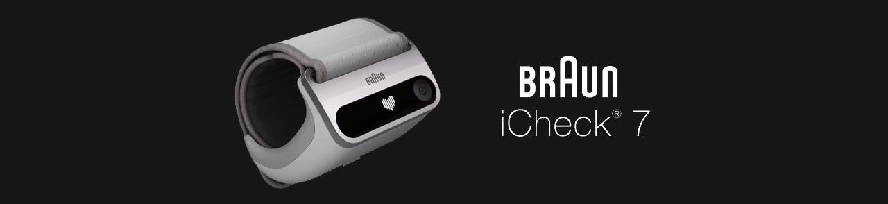 Braun iCheck<sup>®</sup> 7