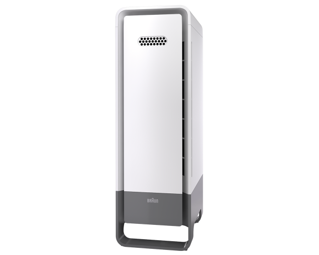 Braun SensorAir™ Air Purifier High Performance Diagnostic Filtration System