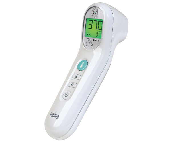 Braun No Touch Infrared Thermometer