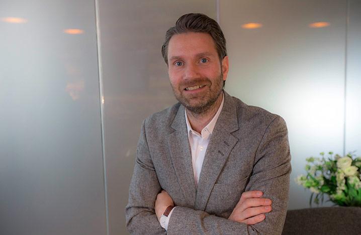 Meik Wiking, Stimmungsexperte und CEO des Research Institute of Happiness.