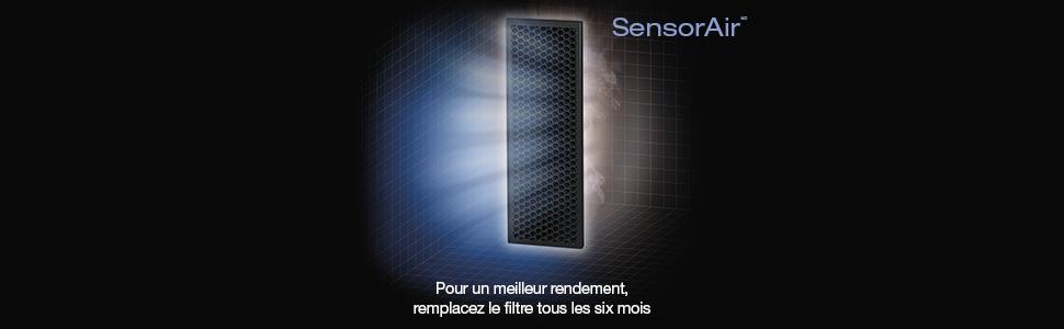 Braun BRF-V1 SensorAir™ Odour & VOC Replacement Filter