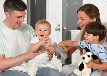 Battling family flu symptoms