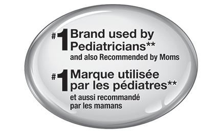Braun is #1 brand used by pediatricians and also recommended by moms