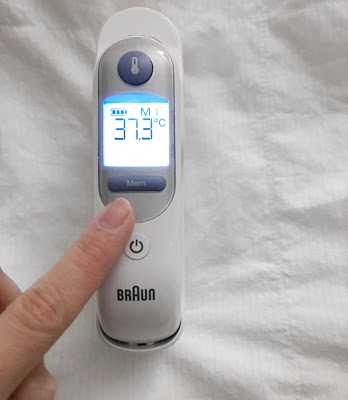 Braun IRT6030CA ThermoScan 5 In Ear Thermometer