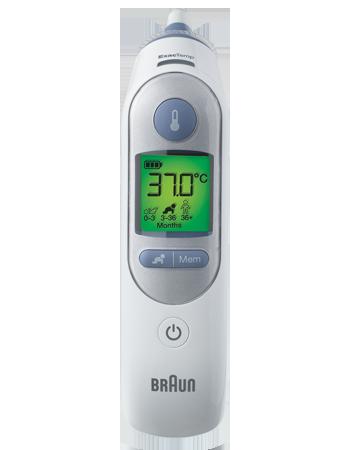 Braun ThermoScan<sup>&reg;</sup> 7