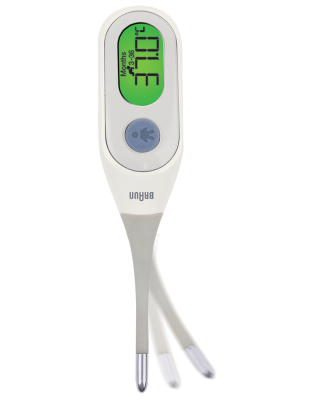 Braun PRT2000CA Digital Stick Thermometer with Age Precision™