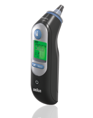Braun ThermoScan 7 with Age Precision