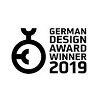 Gagnant du german design award 2019