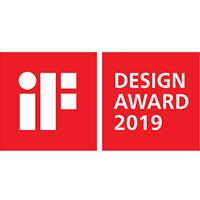 Gagnant du if design award 2019